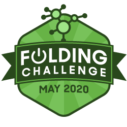 Folding@home - May 2020