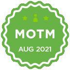 MOTM - Aug 2021