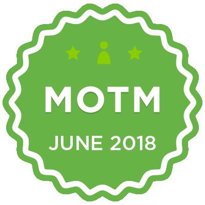 MOTM - June 2018