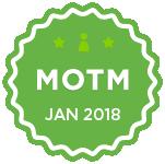MOTM - Jan 2018