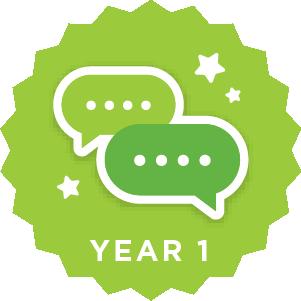 Year 1 -