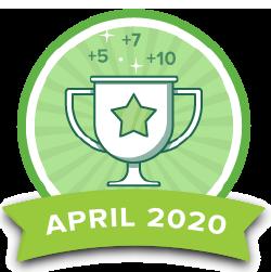Points Contest - Apr 2020