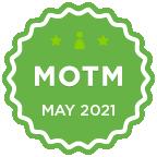MOTM - May 2021