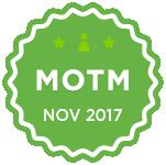 MOTM - Nov 2017