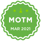 MOTM - Mar 2021