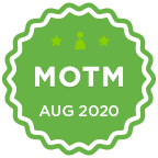 MOTM - Aug 2020
