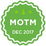 MOTM - Dec 2017
