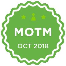 MOTM - Oct 2018