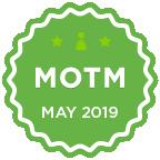 MOTM - May 2019