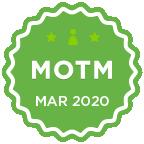 MOTM - Mar 2020