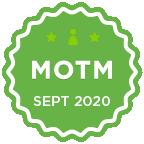 MOTM - Sep 2020