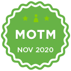 MOTM - Nov 2020