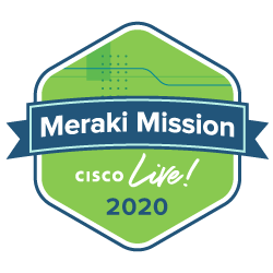 CLUS #MerakiMission - Jun 2020