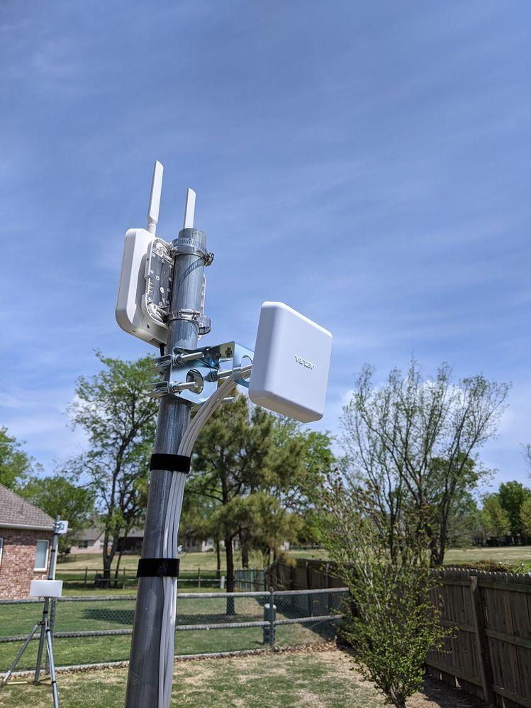 Ventev Wireless Patch Antenna