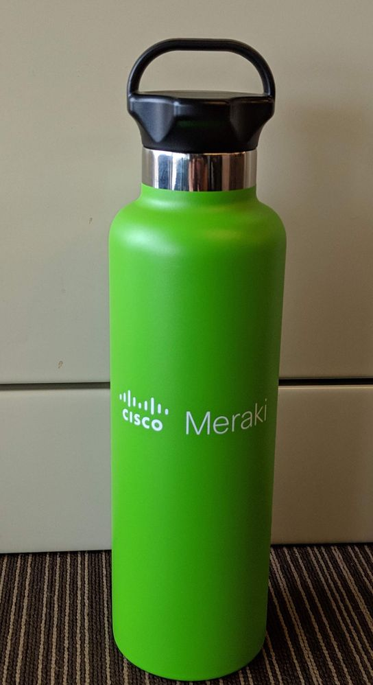Meraki thermal bottle