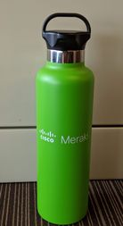 Meraki thermal water bottle