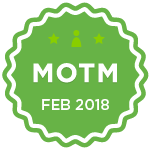MOTM - Feb 2018