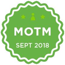 MOTM - Sep 2018