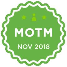 MOTM - Nov 2018