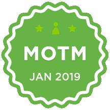 MOTM - Jan 2019