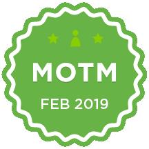 MOTM - Feb 2019