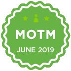 MOTM - June 2019