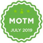 MOTM - July 2019