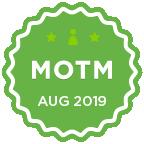 MOTM - Aug 2019