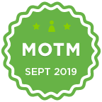 MOTM - Sept 2019