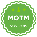 MOTM - Nov 2019