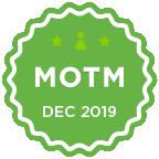 MOTM - Dec 2019