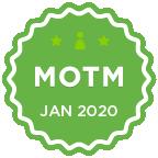 MOTM - Jan 2020