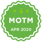MOTM - Apr 2020