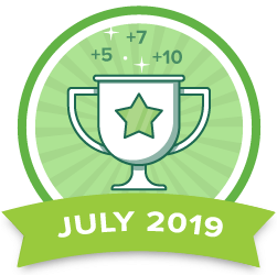 Points Contest - Jul 2019
