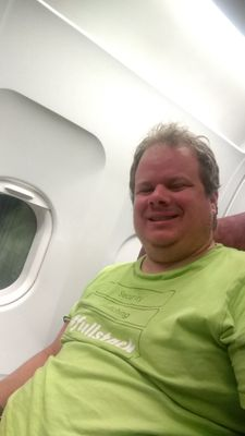Travel more! Seat 2A from Puerto Plata, DR to Toronto, CN. Rocking the Meraki green!