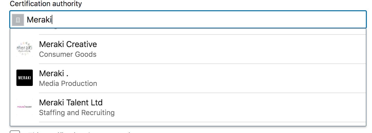How To Display Your Meraki Certifications On Linkedin The Meraki