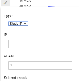 VLAN & DHCP Issues: This device is using a DHCP IP address