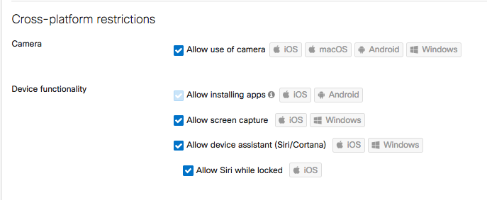 Best advice for assigning settings due to AppleID issues