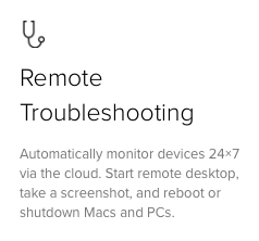 Remote desktop tool can't control laptop on Mojave? - The