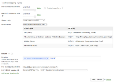 Solved: Voice setup on Meraki for Jive Voice (YeaLink) - The