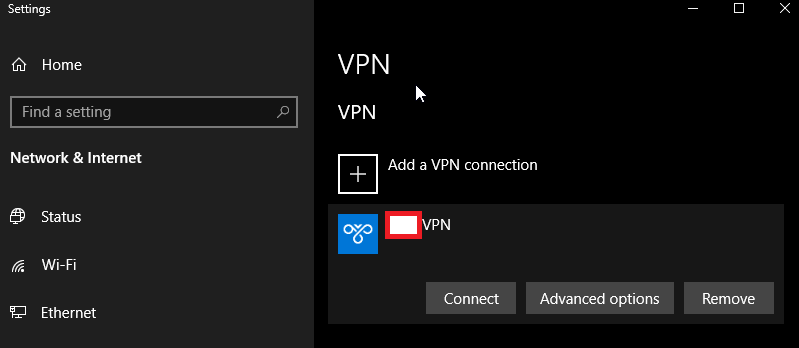 Windows 10 version 1903 Client VPN issue - The Meraki Community